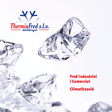 Thermiafred - Fred industrial i comercial · Climatització